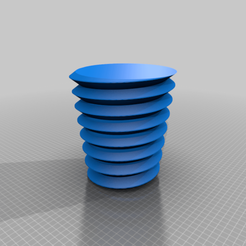Pot.png Download free STL file Threaded Flower Pot • 3D print object, nightmare670