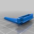 Duct2.png Télécharger fichier STL gratuit Ender 3 clone BMG V6 avec des fans de créalité • Design à imprimer en 3D, nightmare670