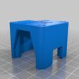 New_X_Endstop.png Télécharger fichier STL gratuit Ender 3 clone BMG V6 avec des fans de créalité • Design à imprimer en 3D, nightmare670