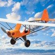 Download free 3D printing designs 3D rc plane savage bobber, ederhannes