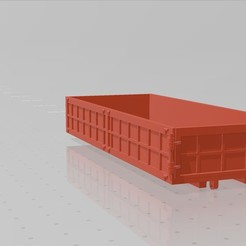 Descargar STL caja-camion-pegaso-moflete-IIZ-1956-1/43, samuelavila65