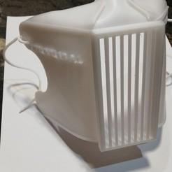 Descargar Modelos 3D para imprimir gratis Mascara de proteccion anti -polvo, chavi727