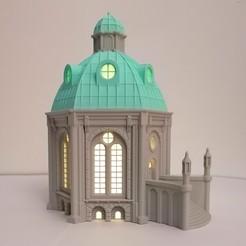 IMG_20201119_221617.jpg Télécharger fichier 3MF Bibliothèque de fantaisie • Modèle pour impression 3D, halfling84