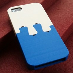 Descargar modelo 3D gratis Funda para iPhone5 Dovetail, Mendelssohn
