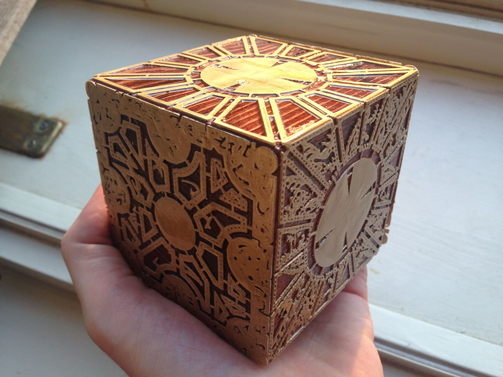 15.jpg Download free STL file The Lament Configuration (Hellraiser puzzle box) • 3D printable template, Mendelssohn