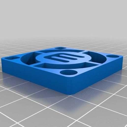 Télécharger fichier STL gratuit grille de ventilation 40 X 40 • Design pour imprimante 3D, Mendelssohn