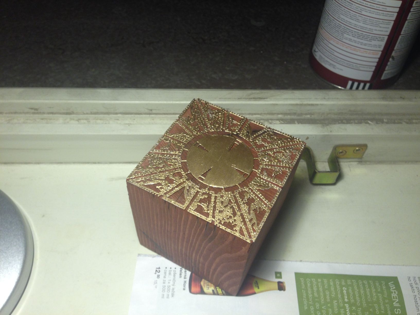 10.jpg Download free STL file The Lament Configuration (Hellraiser puzzle box) • 3D printable template, Mendelssohn