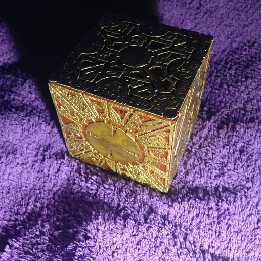 13.jpg Download free STL file The Lament Configuration (Hellraiser puzzle box) • 3D printable template, Mendelssohn