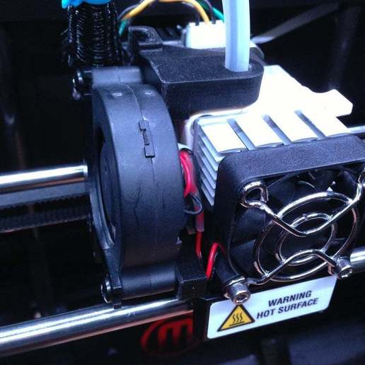 Download free 3D printing files Rep2 Filament Extruder Guide, Mendelssohn
