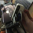 Télécharger STL gratuit Station d'accueil pour MacBook avec USB-C, Mendelssohn