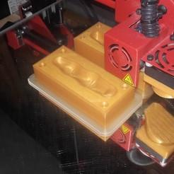 Télécharger fichier impression 3D gratuit moule à doigt de sorcière, mergorti