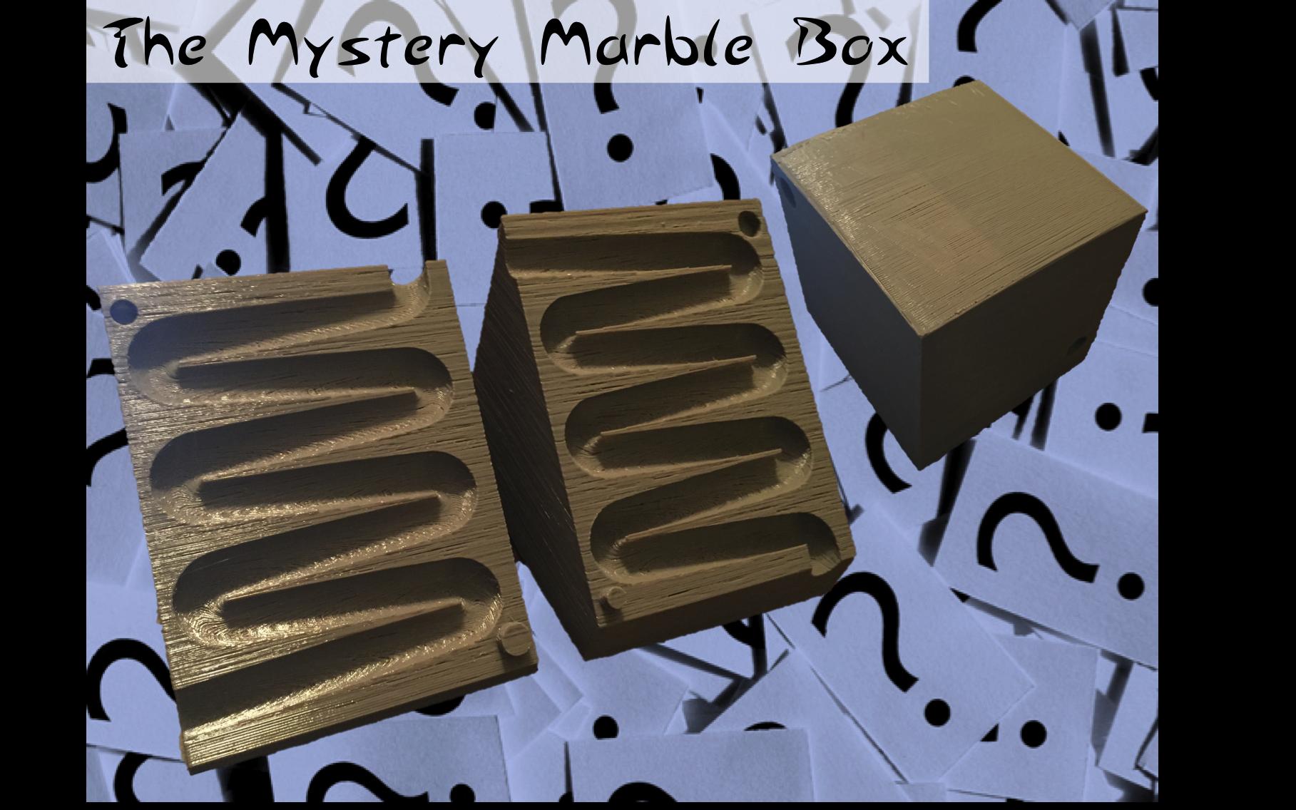 The_Mystery_Marble_Box_Cover_Pic.png Télécharger fichier STL gratuit La Boîte de Marbre Mystère • Plan pour imprimante 3D, Liszt