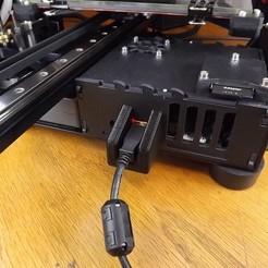 Descargar modelo 3D gratis Protector de puertos USB M2, Liszt