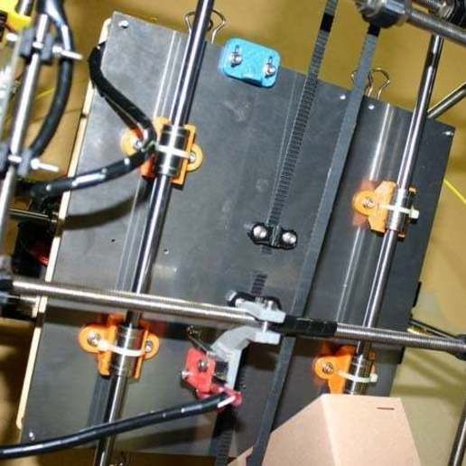 Download free 3D printing designs Y-End Stop, Liszt
