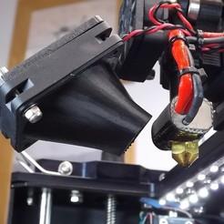 Descargar archivos 3D gratis M2 Cubierta del ventilador de enfriamiento, Liszt