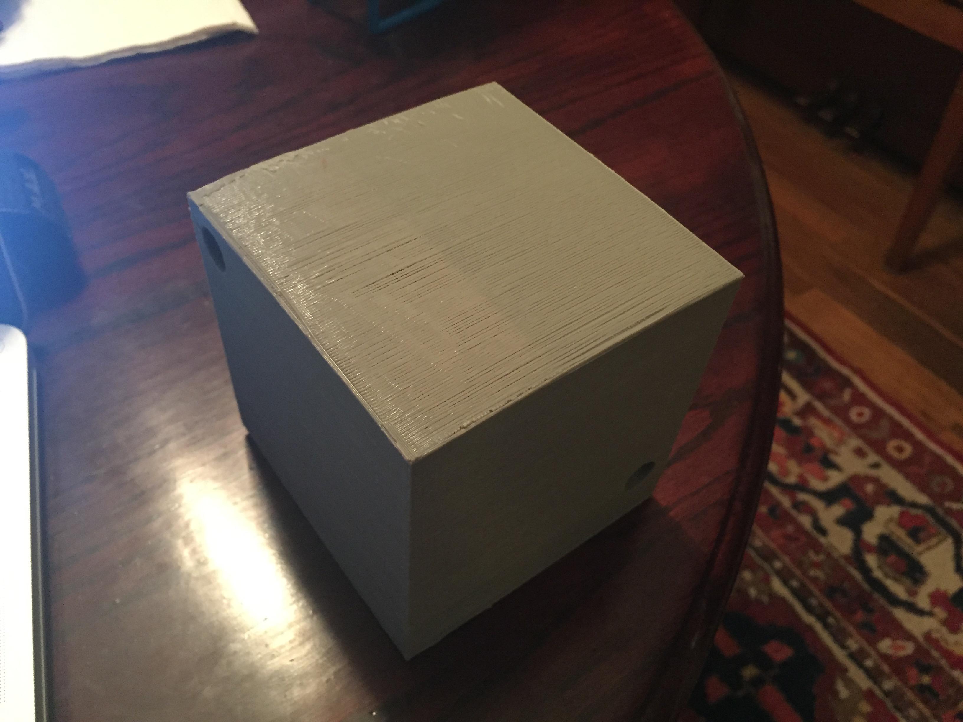 IMG_5279.JPG Télécharger fichier STL gratuit La Boîte de Marbre Mystère • Plan pour imprimante 3D, Liszt