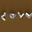 LoveHate_3D_optical_illusion_2019-Aug-25_02-45-46PM-000_CustomizedView17188518116.png Télécharger fichier STL gratuit L'amour et la haine - illusion d'optique • Modèle pour impression 3D, fusefactory