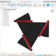 Télécharger fichier 3D gratuit Boîte cinétique de Kaléidocycle de Mobius, fusefactory