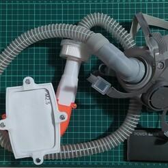 mascara.jpg Télécharger fichier STL COVID filtre l'air. • Plan pour impression 3D, felipesilva