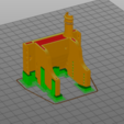 Slice.PNG Download free STL file Eryone ThinkerS ThinkerSE Bigtreetech 2in1 hotend herome mount • 3D print model, 3dSubzwari