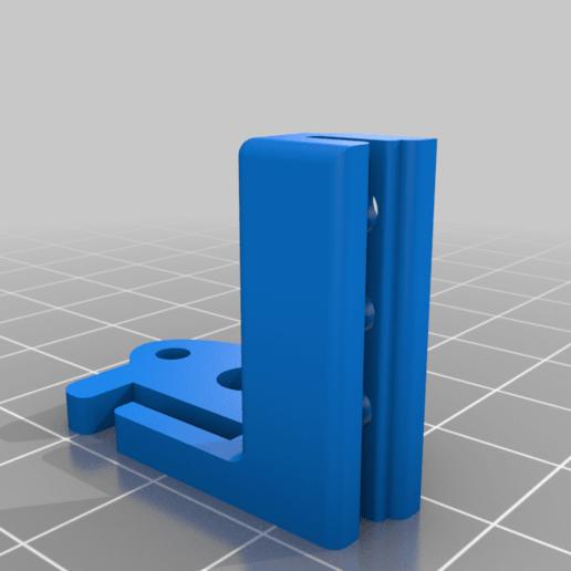 3dSubzwari-Bltouch.png Download free STL file Eryone ThinkerS ThinkerSE Bigtreetech 2in1 hotend herome mount • 3D print model, 3dSubzwari