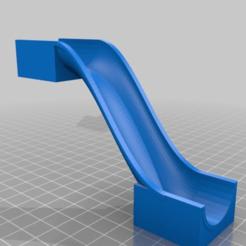 Descargar modelo 3D gratis Rampa de mármol delgado y empinado compatible con Duplo/Hubelino, hd42