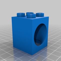 Descargar archivo 3D gratis Receptor y gota de Marble Run, hd42