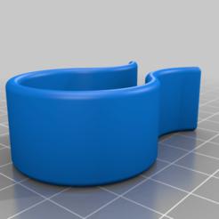 PoolFolienKlemme.png Télécharger fichier SCAD gratuit Poolfolienklemme • Modèle imprimable en 3D, hd42