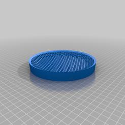 Télécharger fichier imprimante 3D gratuit Porte-savon rond, hd42