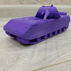 Download free 3D printing designs MOUSE TANK, vova_krmajyan