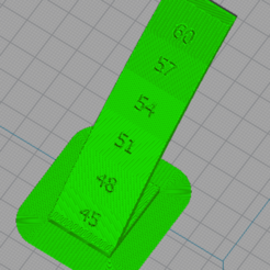 Download free 3D printing files Overhangs Precise 45-60 Deg., vova_krmajyan