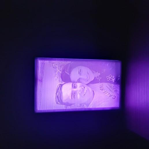 20200627_200258.jpg Download free STL file Magic Lithophane lamp • 3D printing design, 3Des_Eng
