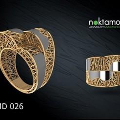 Descargar modelos 3D para imprimir Anillo 01, armankhan656565