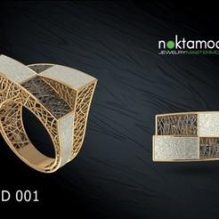 Download STL file Men-Ring, armankhan656565