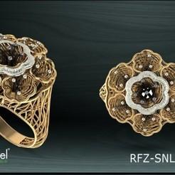 Descargar archivo 3D Anillo NOkta-20, armankhan656565