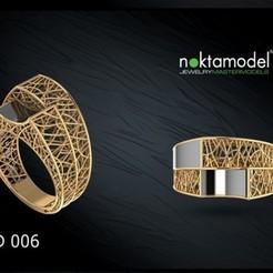 RFZ-MD006.jpg Télécharger fichier STL N-Ring-04 • Objet pour impression 3D, Mansuri