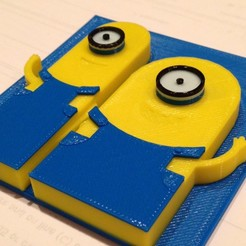 Download free STL file Minions, Ludwig-Concerto