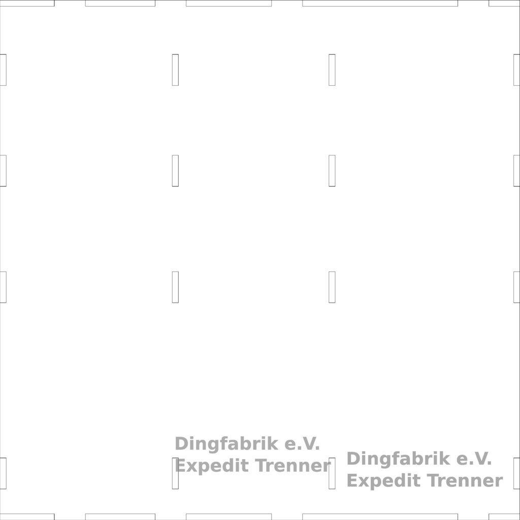 df-expedit-trenner_display_large.jpg Télécharger fichier STL gratuit Séparateur d'étagères pour IKEA Expedit • Objet imprimable en 3D, Ludwig-Concerto