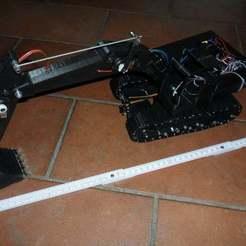 Télécharger fichier imprimante 3D gratuit Pelle mécanique, Ludwig-Concerto