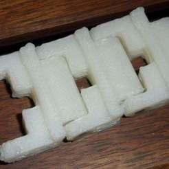 Descargar Modelos 3D para imprimir gratis Enlaces para una pista de orugas, Ludwig-Concerto