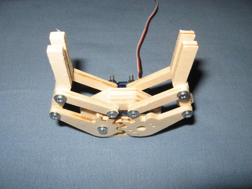 IMG_5913_display_large.jpg Download free STL file Mini servo gripper • 3D printer model, Ludwig-Concerto