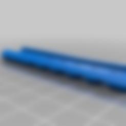 Télécharger objet 3D gratuit picatinny tisseur adaptateur avec vis d'index, CURLY686