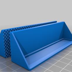 Télécharger fichier STL gratuit Mâchoires d'étau de 100 mm avec évidement magnétique • Modèle imprimable en 3D, 000286