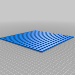 Télécharger fichier STL gratuit Jauge de comptage de 600 mm x 220 mm x 3 mm de résolution • Objet pour imprimante 3D, 000286
