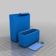 ca4d99a3a8d93064cef0da61a6677ff9.png Download free STL file Ciggy box v2 • 3D print model, 000286