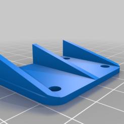 Télécharger fichier STL gratuit e3d pt100 amp board mount 15degrees • Objet à imprimer en 3D, 000286