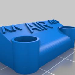 Télécharger fichier STL gratuit e3d v6 30mm fan shroud • Objet à imprimer en 3D, 000286