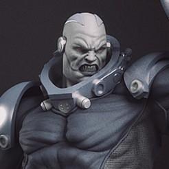 Télécharger fichier imprimante 3D Modèle d'impression 3D de l'Apocalypse X-Men, carlos26
