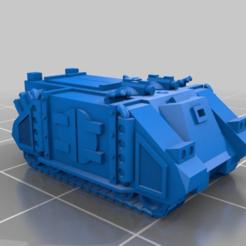 Descargar modelo 3D gratis El diminuto rinoceronte marciano..., mad_magician