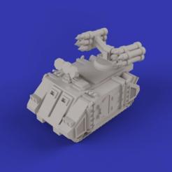 Descargar diseños 3D gratis Epicamente Tiny Martian Dust Devil Type 2, mad_magician